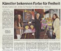 citizen of the world in Cologne Newspaper